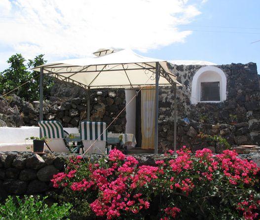 Pantelleria > dammuso le alcove
